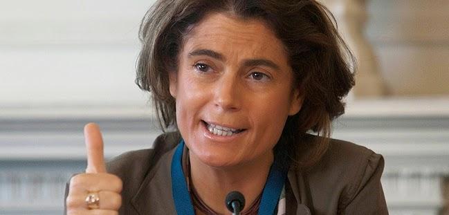 Carmen Sánchez Cortés, nueva secretaria de Estado de Justicia
