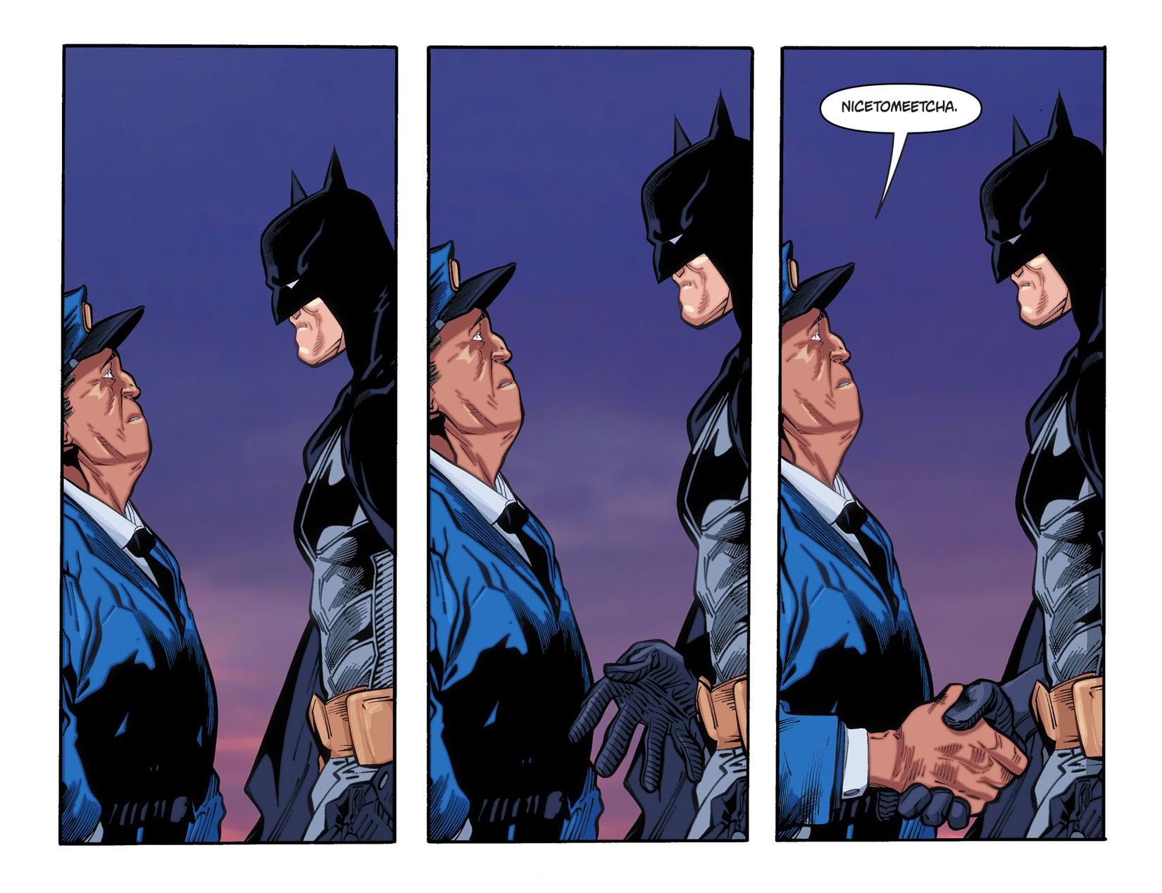 Batman: Arkham Knight [I] chap 39 pic 6