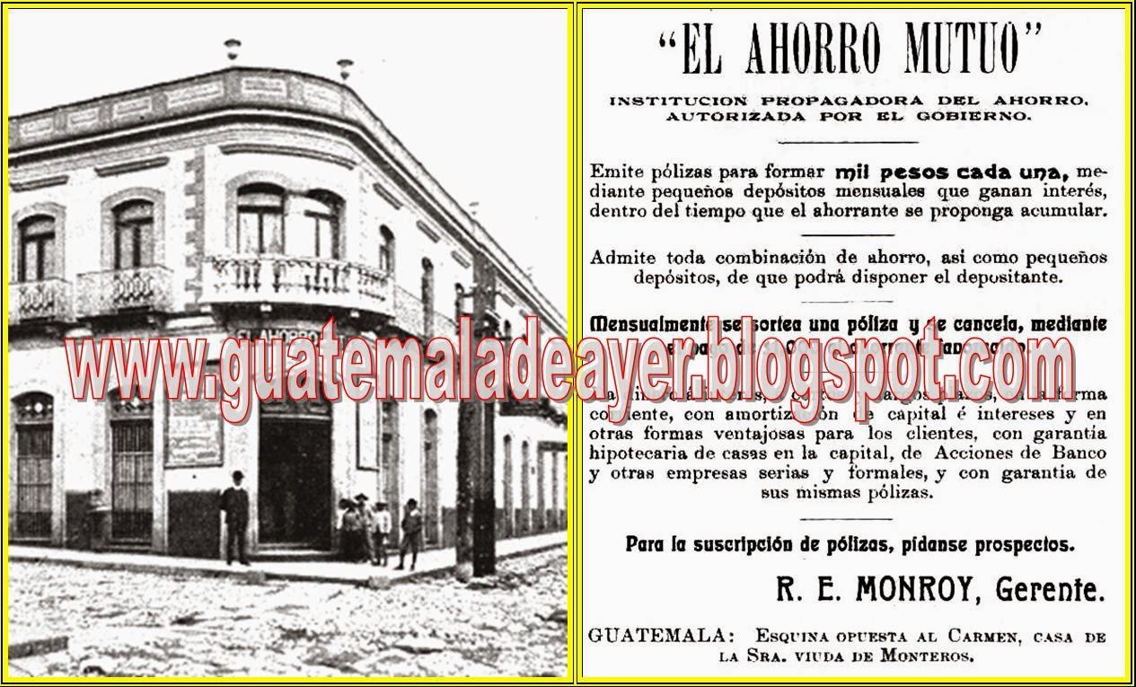 Bancos Ahorro Guatemala Caja de Ahorros Guatemala
