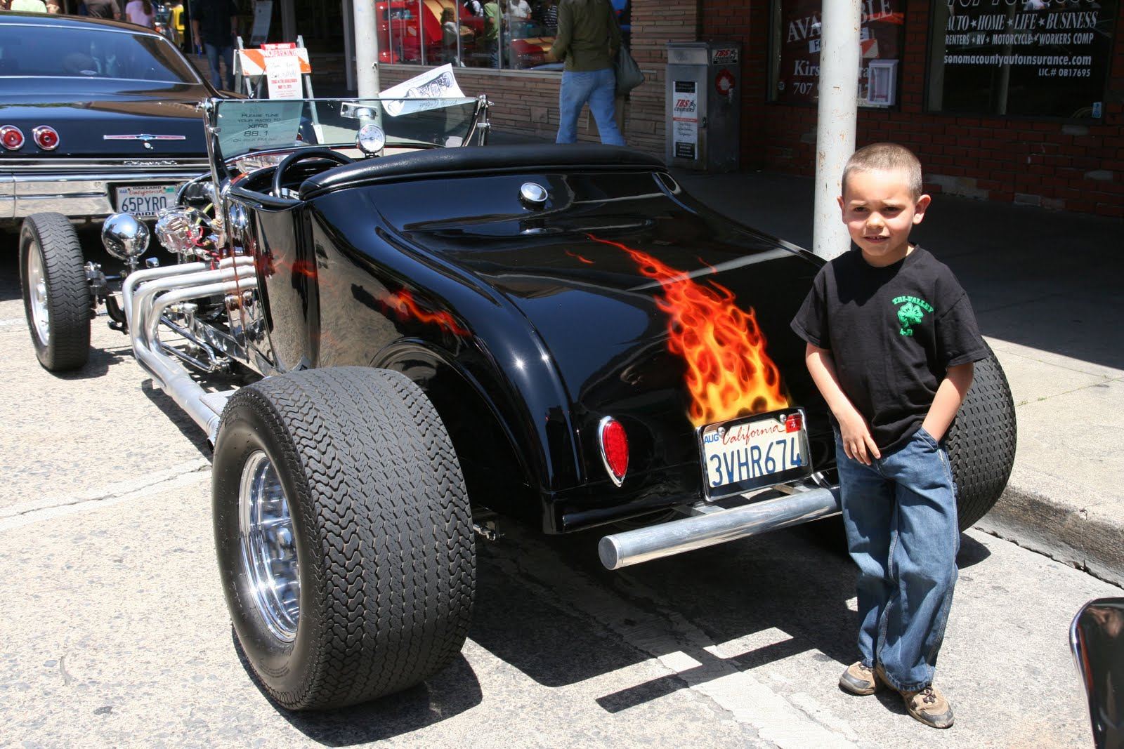 Hot Rod Car Show