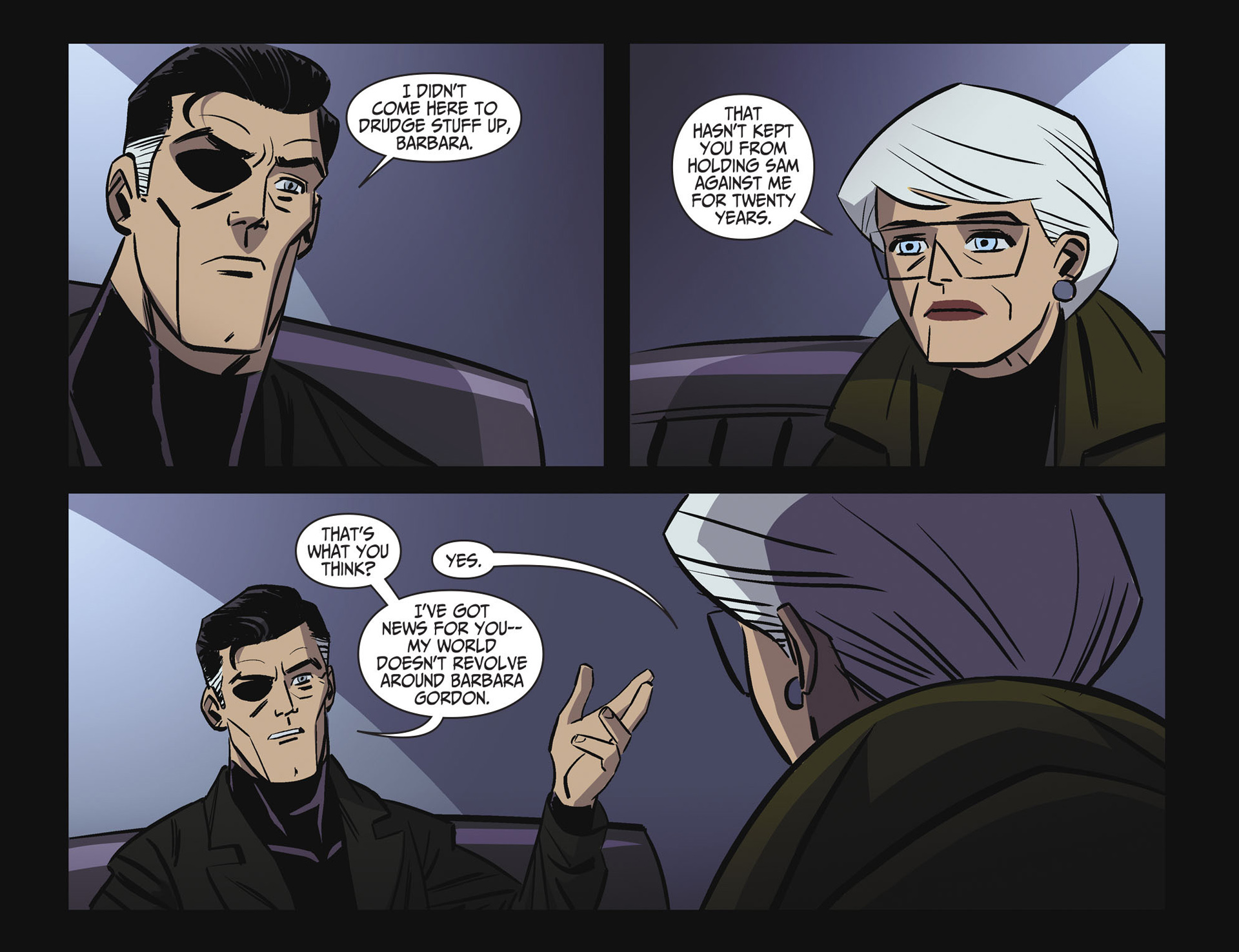 Batman Beyond 2.0 #16 #25 - English 11