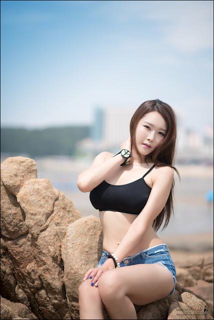 2 Yu Ri An - very cute asian girl-girlcute4u.blogspot.com