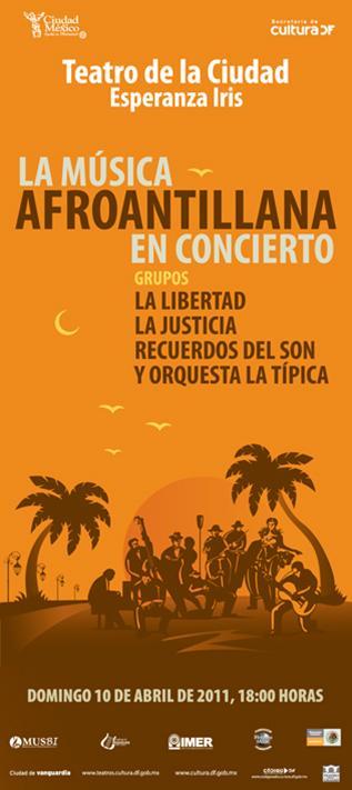 la musica en concierto: