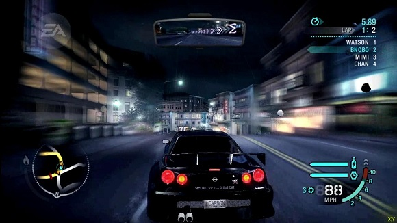need for speed carbon pc game screenshot gameplay review 2 Need for Speed Carbon (PC/ENG) Full Crack
