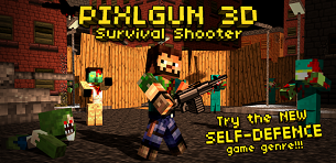 Pixlgun 3D Survival Shooter