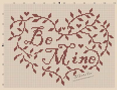 Luscious image inside free printable primitive cross stitch patterns