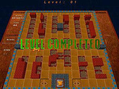 تحميل لعبة Battle City حرب الدبابات مجانا للكمبيوتر