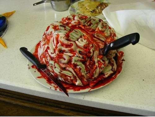 The Brain Cake.