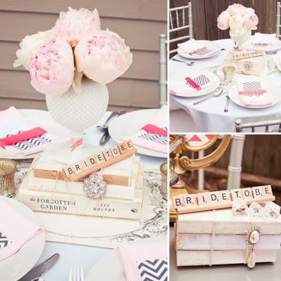 Memorable Wedding Wedding Shower Table Decorations