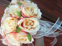 Untuk Disewa: Bridal Hand Bouquet