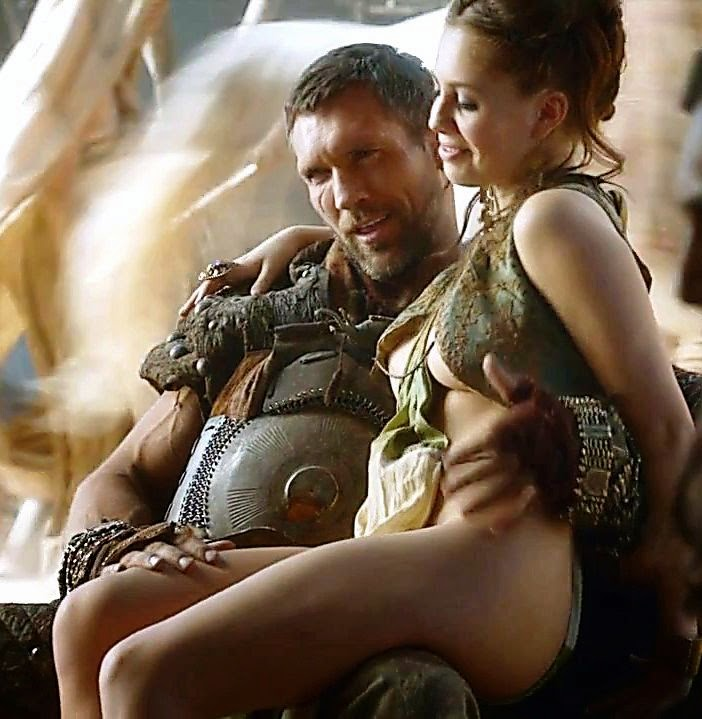 Naked Talitha Luke-Eardley (unknown) in Game of Thrones (2011)