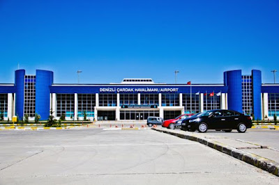 pamukkale airport name