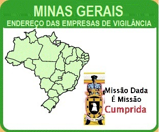 Empresas de Vigilância de Minas Gerais
