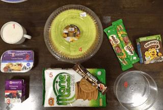 Resepi kek tiramisu secret recipe mudah