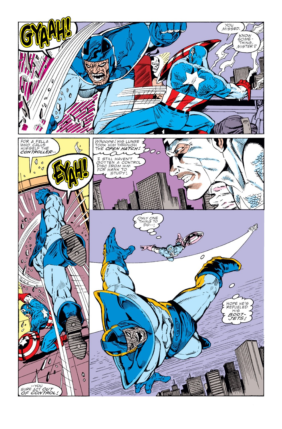 Captain America (1968) Issue #366 #299 - English 13