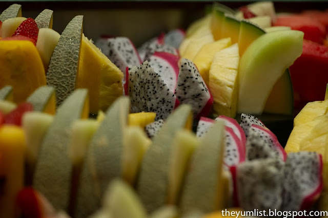 Ramadan Buffet, The Living Room, The Westin Hotel, Kuala LUmpur, Malaysia, international and local cuisine, Malay favourites, breaking fast,