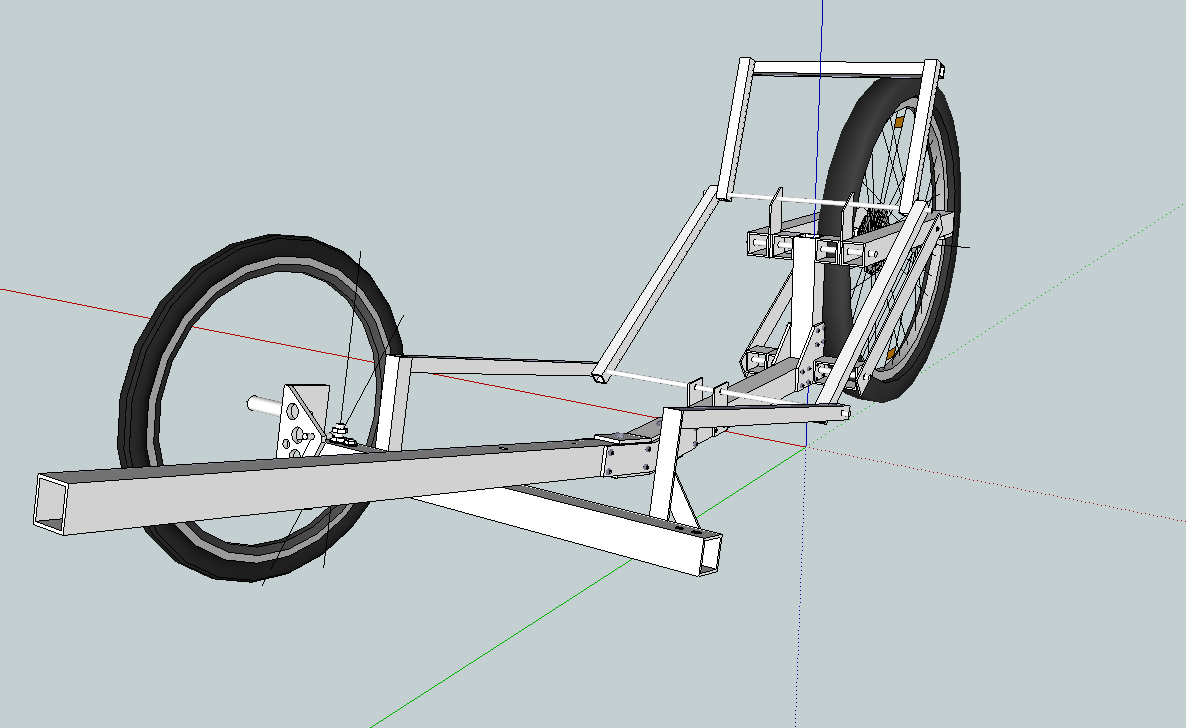 Tribolt Recumbent Trike Cad Drawings Txusic