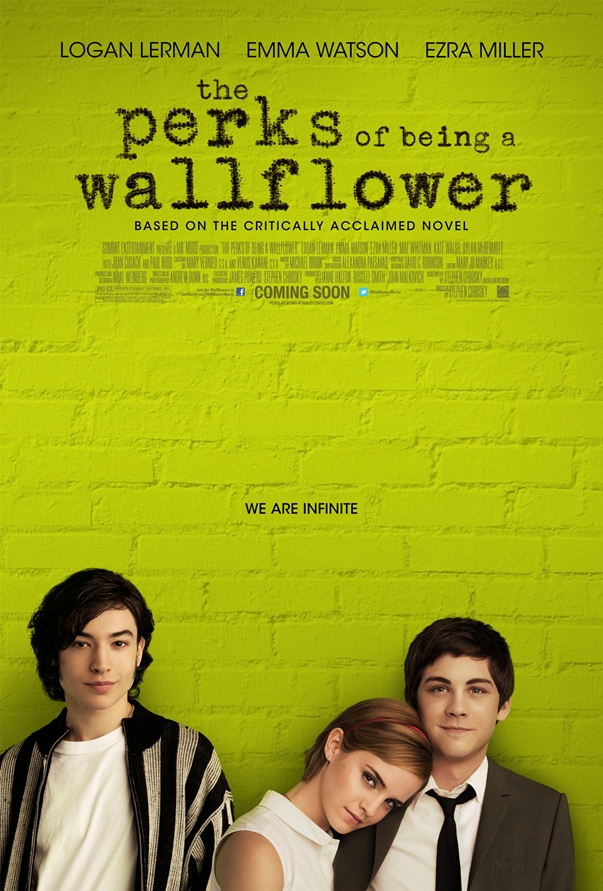 The Perks of Being Flower poster