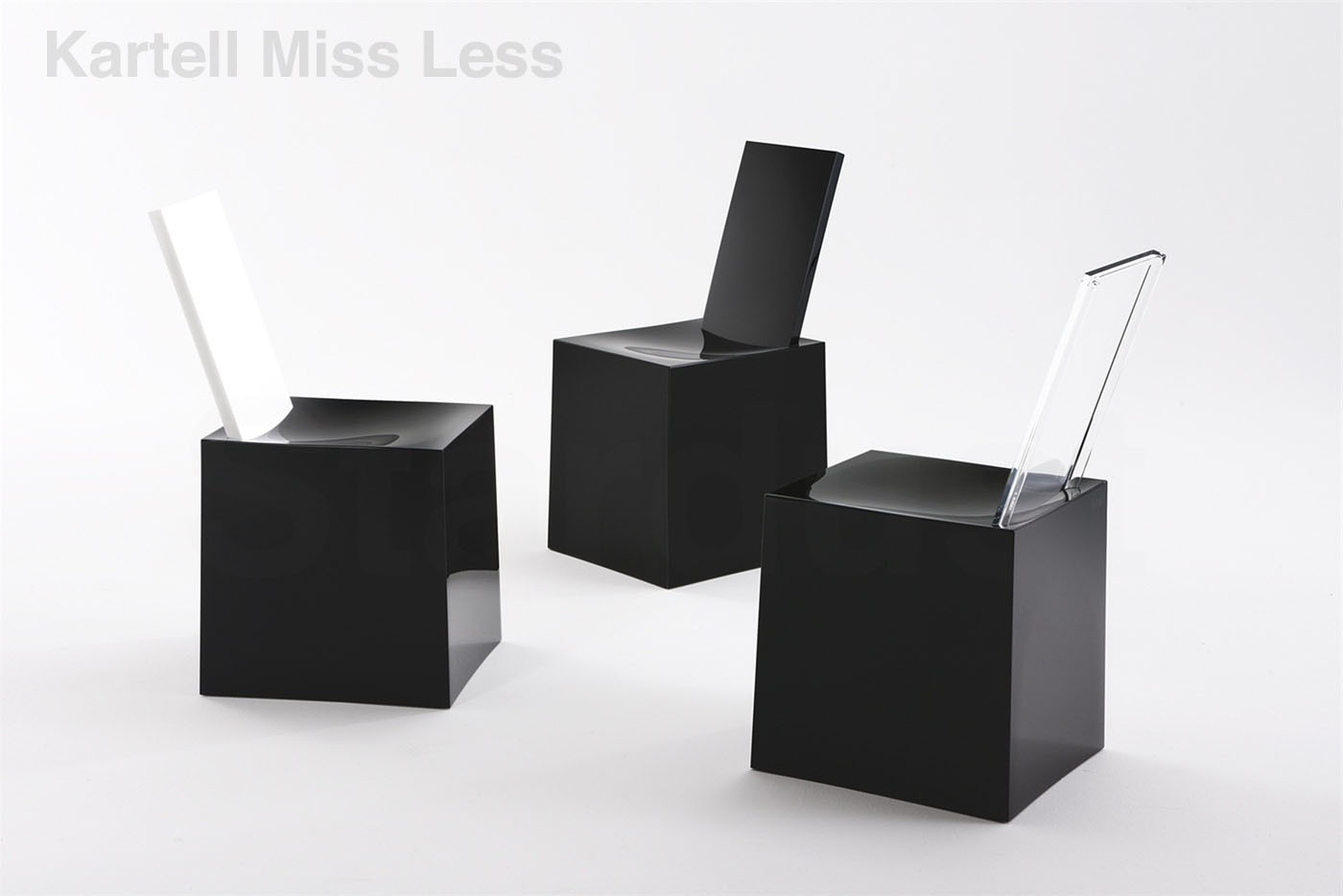 Miss less modern accent designer chair with black base and for Designer chairs for less