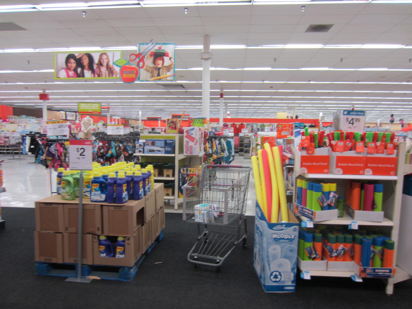 Costco Store Layout >> Super Kmart Blog!: MD: Gaithersburg Kmart