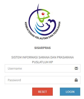 "SISARPRAS KKP ""SATU DATA"