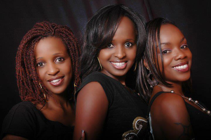Beautiful kenyan women