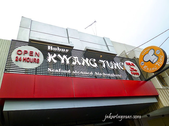 Restaurante Kuang Tung en Yakarta