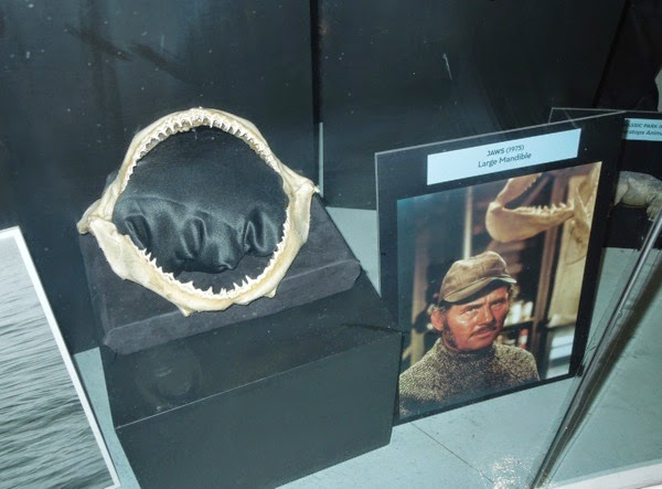 Jaws mandible movie prop