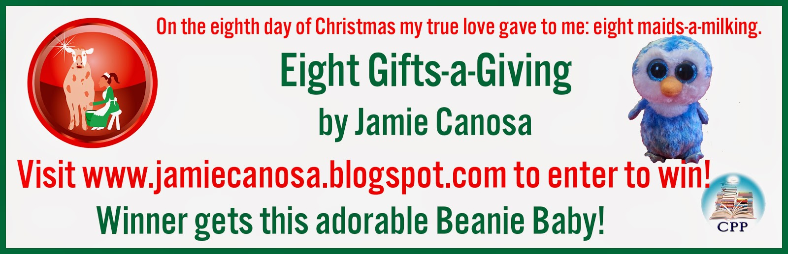 12 days of christmas gifts day 8 winners