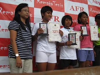 RemajaTenis Ambarawa 2011