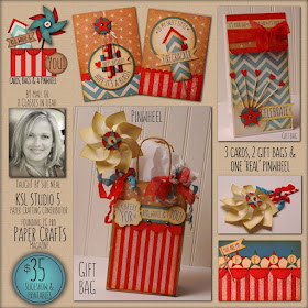 Red, White & Blue Cards & Gift Bags