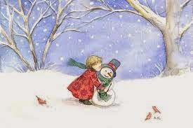 Зима, здравствуй!