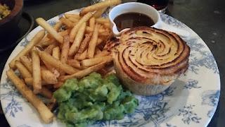 The Botanist Lamb Hotpot Pie Review