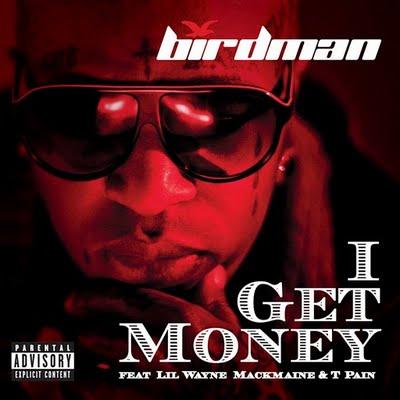 Capa do single I Get Money