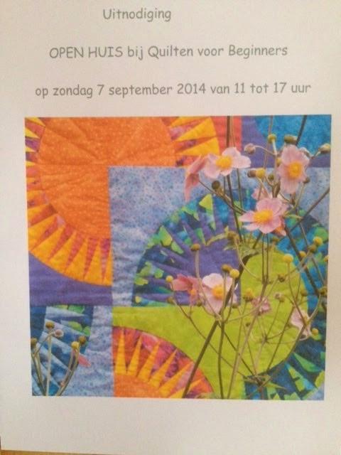 open huis in Helmond op 7 september