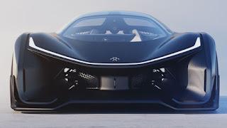 Electric Car, Concept Car