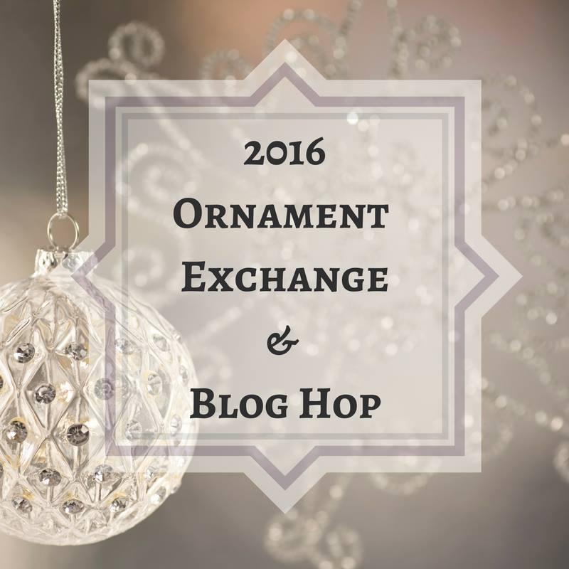 Christmas Ornament Blog Hop