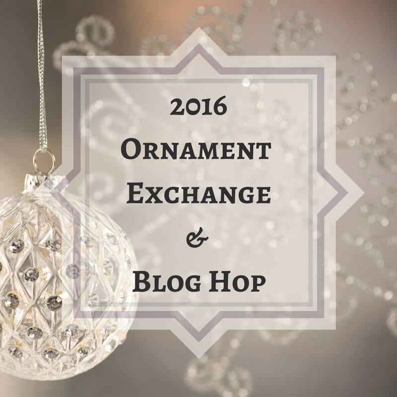 Christmas Ornament Blog Hop