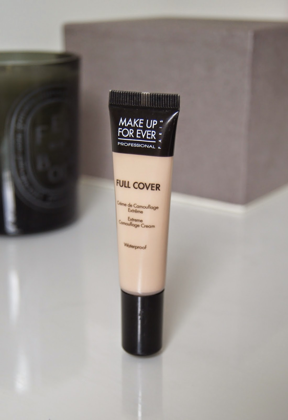 make up for ever mufe full cover extreme camouflage cream concealer review
