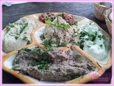 Restaurante Arab Quiosque na Lagoa
