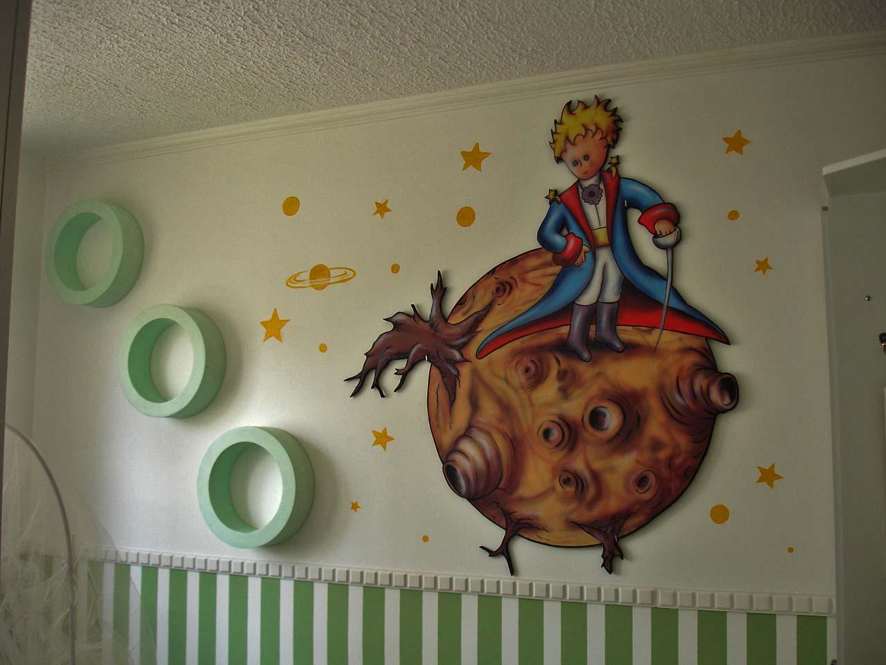Quarto Infantil O Pequeno Principe ~ Amor Maior! Decora??o para o quarto do meu Pequeno Pr?ncipe