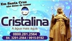 ÁGUA CRISTALINA