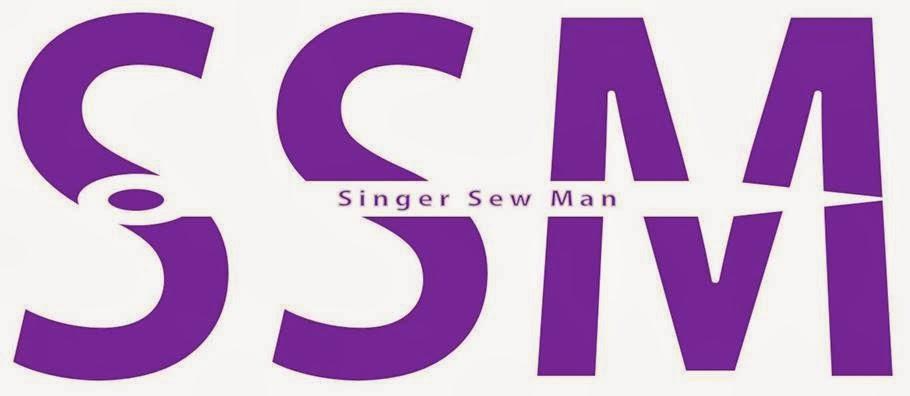 Singer Sew Man