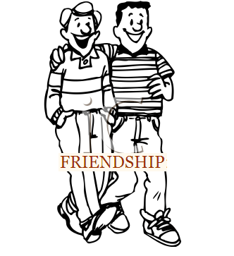 Essay on a friend