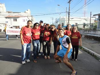 PROFESSORES E COORDENADORA MÉDIO CBA