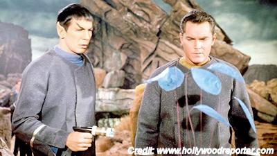 Leonard Nimoy Notes Star Trek 50 Year Anniversary