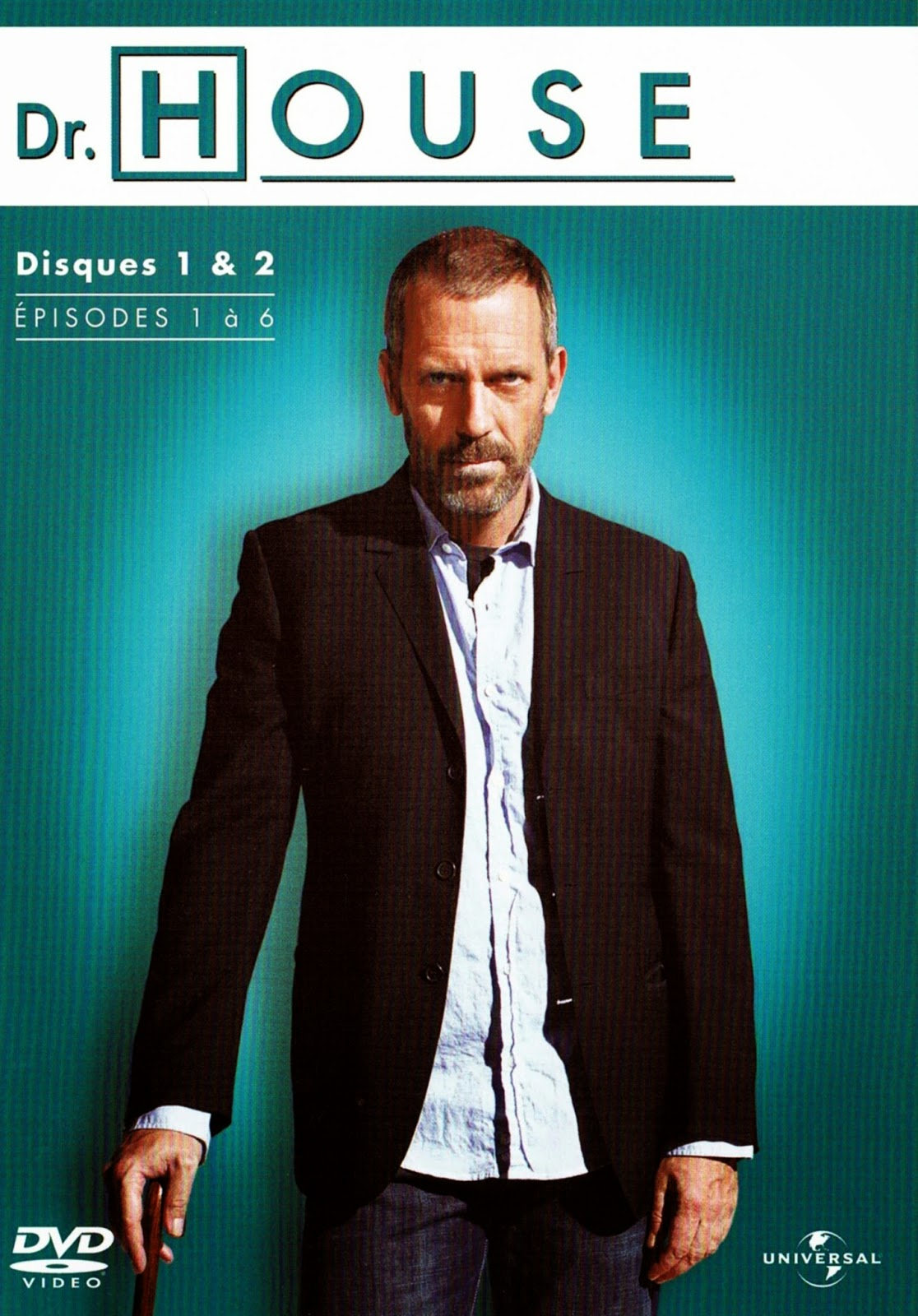 Dr. House – Todas as Temporadas Dublado / Legendado (2004)