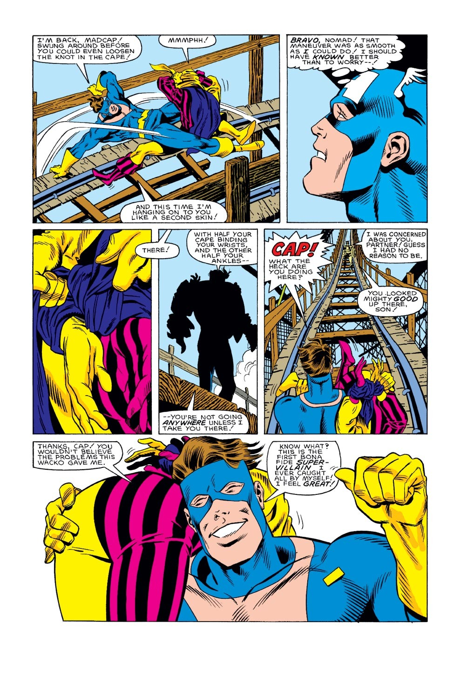 Captain America (1968) Issue #309 #237 - English 22