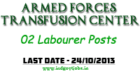 Armed Forces Transfusion Center Jobs 2013