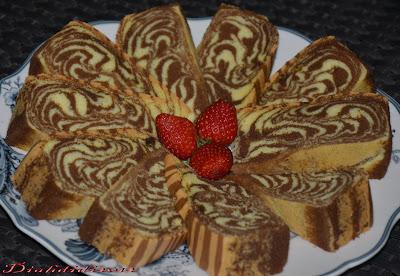 Cake Zebra Diah Didi